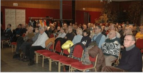 Les propriétaires d'appartements et de chalets réunis en Assemblée Générale le 27 décembre 2019